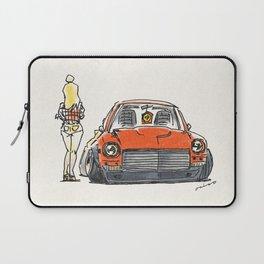 Crazy Car Art 0131 Laptop Sleeve