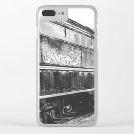 Going Nowhere Clear iPhone Case