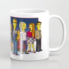 Friends from Riverdale Coffee Mug