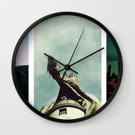 The Wizarding World of Harry Potter Wall Clock