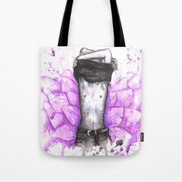 My slim body Tote Bag