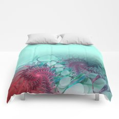curtain spider's work -3- Comforters