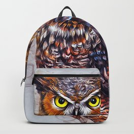 Wise Owl Backpack