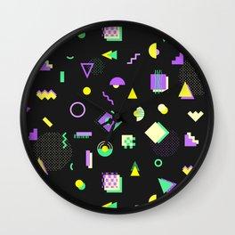 Japanese Patterns 13 Wall Clock
