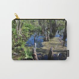 Standing in the Slough Carry-All Pouch