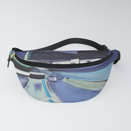 It used to be a river here Fanny Pack