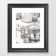 Kitchen Still Life Framed Art Print
