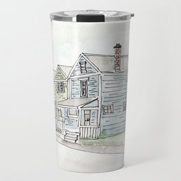 University of Dayton Student Neighborhood, Ghetto, UD Travel Mug