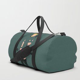 Green Arrow Duffle Bag