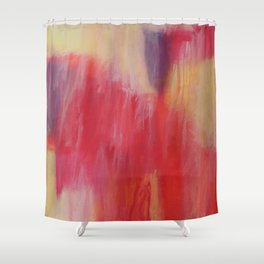 The Painted. Shower Curtain