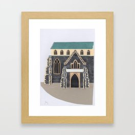 St. Andrews (Norwich) Framed Art Print