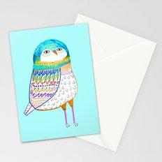Blue Owl. Stationery Cards