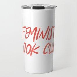Feminist Book Club Travel Mug