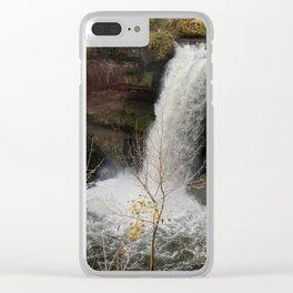 Minnehaha Falls Clear iPhone Case