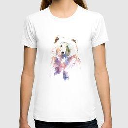Bear / Abstract animal portrait. T-shirt