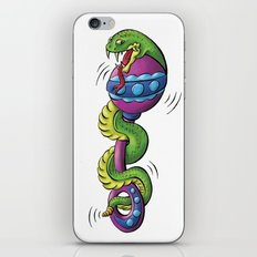 Rattle Snake iPhone & iPod Skin