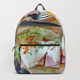 Breakfast Backpack
