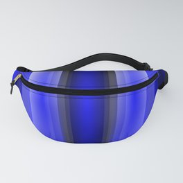 In the blue light Fanny Pack