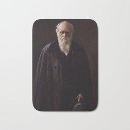 Charles Darwin Bath Mat