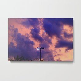 clouds(still) Metal Print