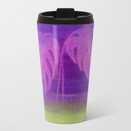 Yesterday's News Violet Travel Mug