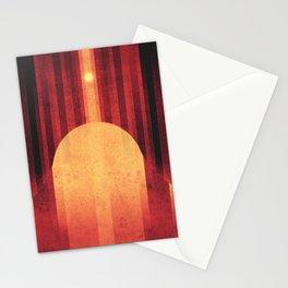 Tethys - Ithaca Chasma Stationery Cards