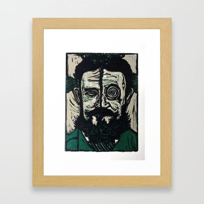Shaviana Framed Art Print