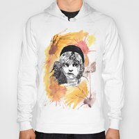 les miserables Hoodies featuring Les Miserables by Taylor Starnes