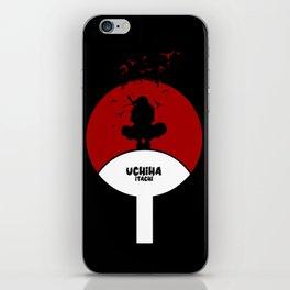 Uchiha Itachi Great Symbol iPhone Skin