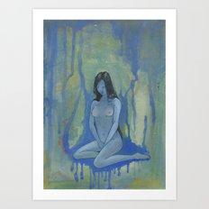 Perawan (Virgin) Art Print