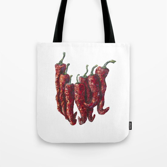 Hot Chili Tote Bag