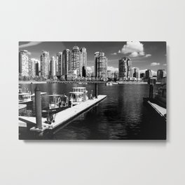False Creek Metal Print