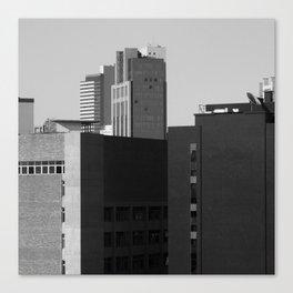 Curitiba (2012) Canvas Print