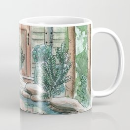 Lake Dream Cottage Coffee Mug