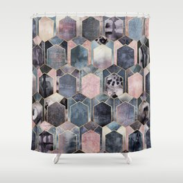 Art Deco Dream Shower Curtain