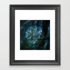 Ampers{e}and Framed Art Print