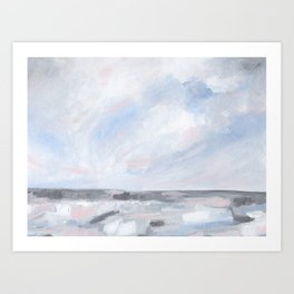 Fearless - Fearless - Stormy Seascape Art Print
