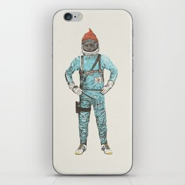 Zissou In Space iPhone Skin