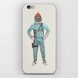 Zissou In Space iPhone Skin