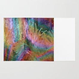 sea rainbow Rug