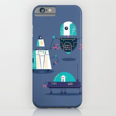 :::Mini Robot-Nanoi::: Slim Case iPhone 6s