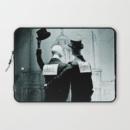 Legalize x Just Married! Laptop Sleeve