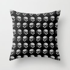 TUMMUNICO BLCK Throw Pillow