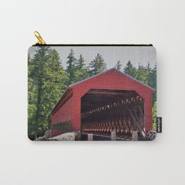 Sachs Covered Bridge 3 Carry-All Pouch