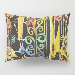Rain-Bow Pillow Sham