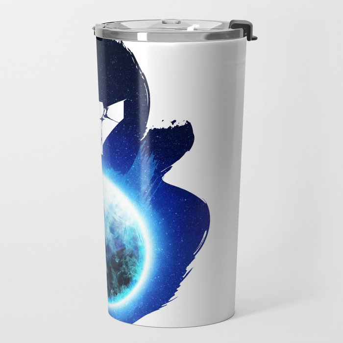 Metroid Prime 3: Corruption Travel Mug