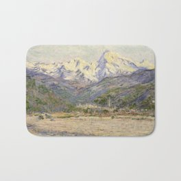 The Valley of the Nervia Bath Mat