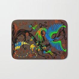 Fresque Bath Mat