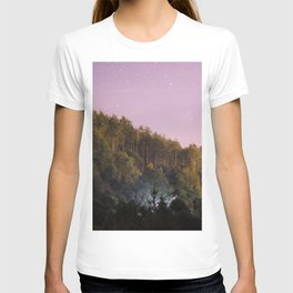 Daynight woodland activities T-shirt
