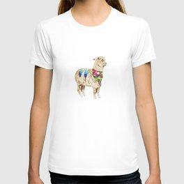 Peruvian Llama T-shirt